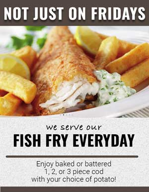 Fish Fry Everyday